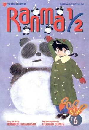 Ranma 1/2 Part 06 (1997)#6
