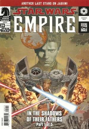 Star Wars: Empire#29