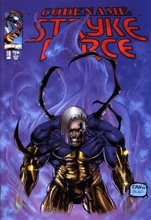 Codename: Stryke Force (1994-1995)#10