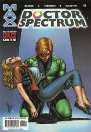 Doctor Spectrum (2004-2005)#5