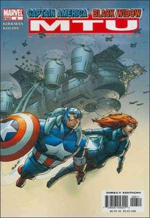 Marvel Team-Up (2005-2006)#6