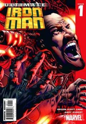 Ultimate Iron Man (2005-2006)#1A
