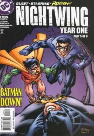 Nightwing (1996-2009)#105