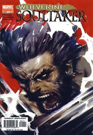Wolverine: Soultaker (2005)#1