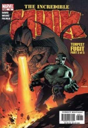 Incredible Hulk (2000-2008) #79
