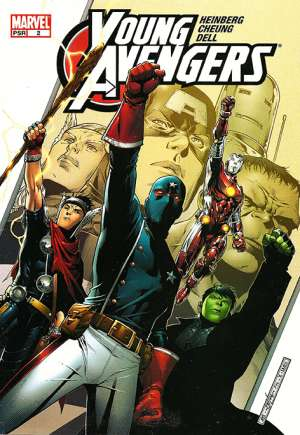 Young Avengers (2005-2006)#2