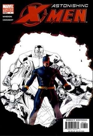 Astonishing X-Men (2004-2013)#7B