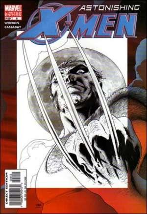 Astonishing X-Men (2004-2013)#8B