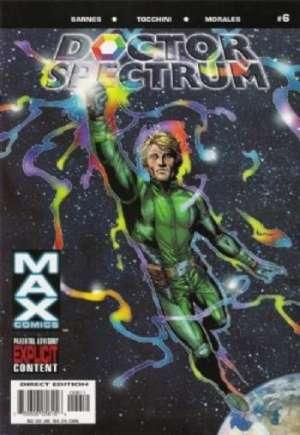 Doctor Spectrum (2004-2005)#6