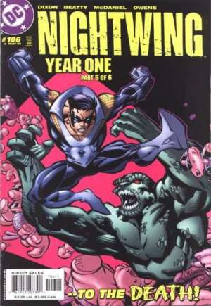 Nightwing (1996-2009)#106