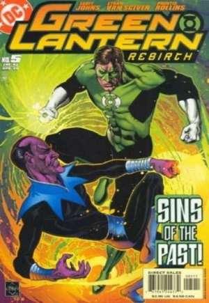 Green Lantern: Rebirth (2004-2005)#5
