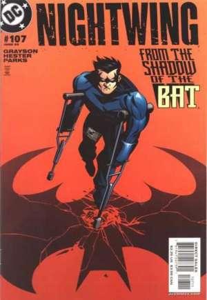Nightwing (1996-2009)#107