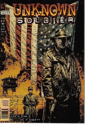 Unknown Soldier (1997)#1