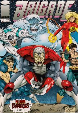 Brigade (1993-1995)#1