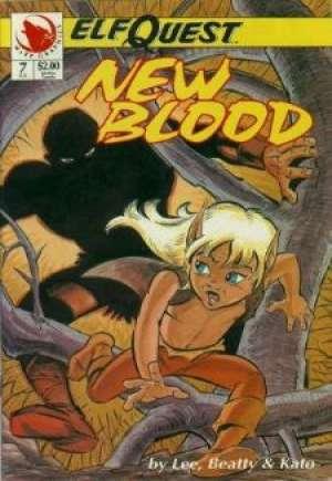 Elfquest New Blood (1992-1996)#7