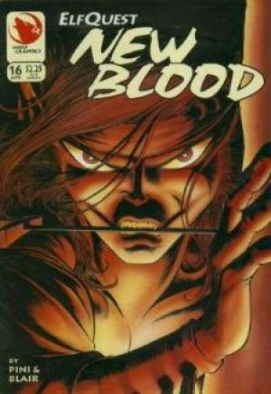 Elfquest New Blood (1992-1996) #16
