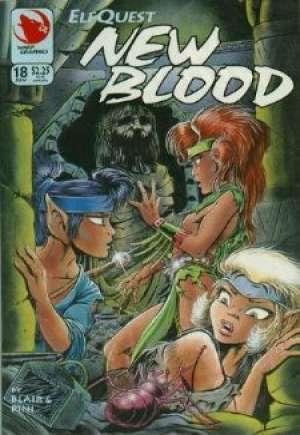 Elfquest New Blood (1992-1996)#18