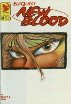 Elfquest New Blood (1992-1996) #21