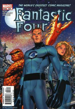 Fantastic Four (1998-2011)#525
