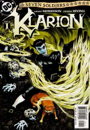 Seven Soldiers: Klarion the Witch Boy (2005)#1