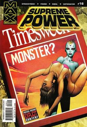 Supreme Power (2003-2005)#16