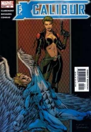 Excalibur (2004-2005)#12
