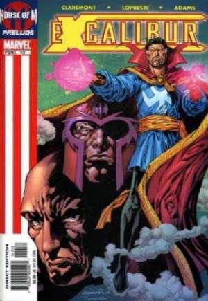 Excalibur (2004-2005)#13