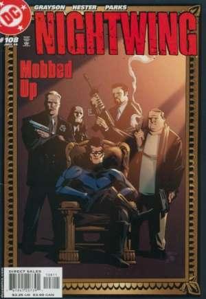 Nightwing (1996-2009)#108