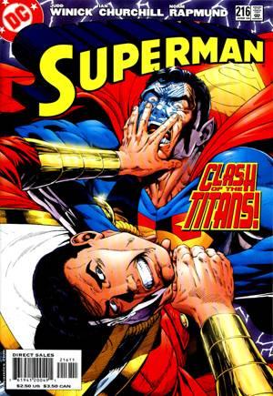 Superman (1987-2006)#216