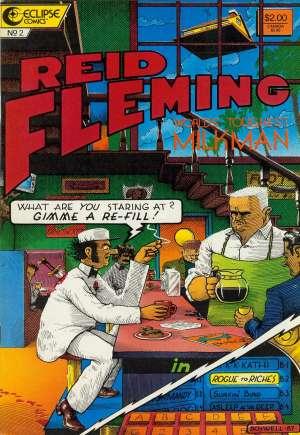 Reid Fleming, World's Toughest Milkman (1986-1990)#2