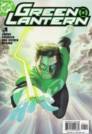 Green Lantern (2005-2011)#1B