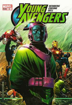 Young Avengers (2005-2006)#4