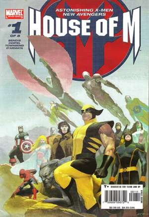 House of M (2005)#1A