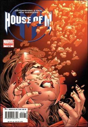 House of M (2005) #1B