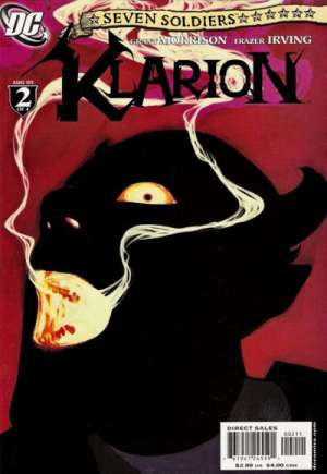 Seven Soldiers: Klarion the Witch Boy (2005)#2