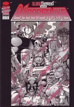 Bloodstrike (1993-1995)#1A