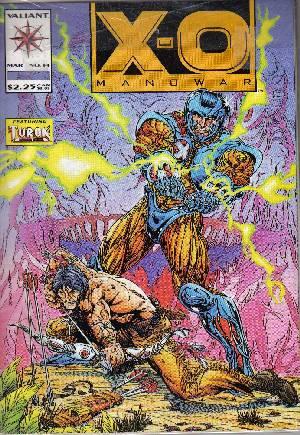 X-O Manowar (1992-1996)#14