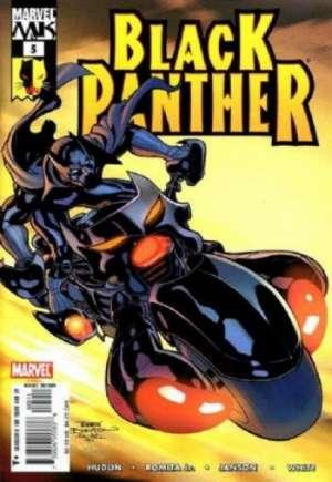 Black Panther (2005-2008)#5