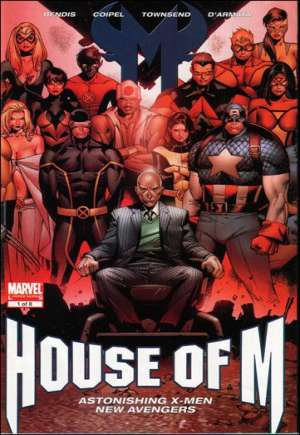 House of M (2005)#1C