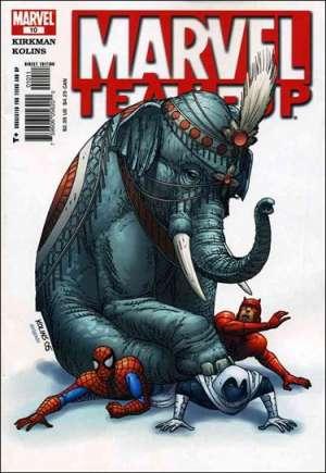 Marvel Team-Up (2005-2006)#10