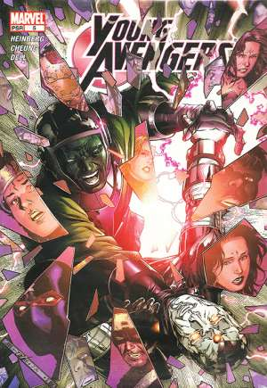 Young Avengers (2005-2006)#5