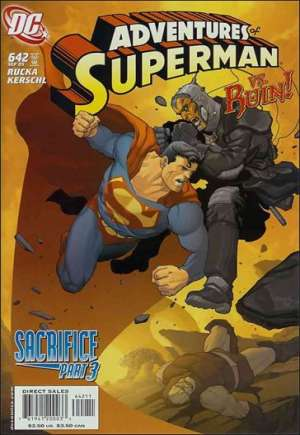 Adventures of Superman (1987-2006) #642A