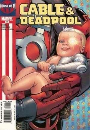 Cable & Deadpool (2004-2008)#17