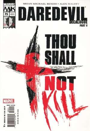 Daredevil (1998-2011)#75A