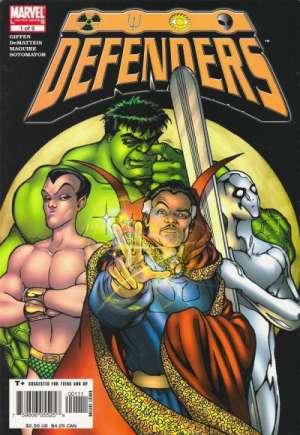 Defenders (2005-2006)#1