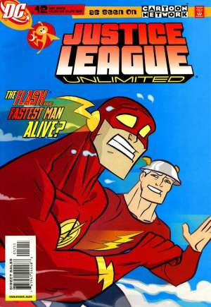 Justice League Unlimited (2004-2008) #12