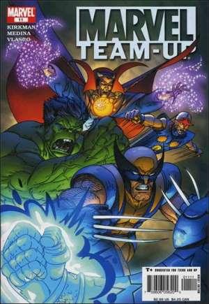 Marvel Team-Up (2005-2006)#11