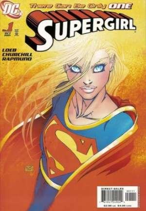 Supergirl (2005-2011)#1B