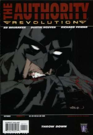 Authority: Revolution#11