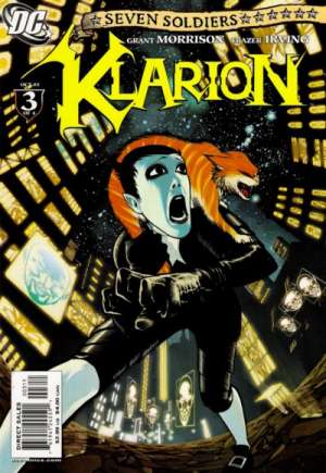 Seven Soldiers: Klarion the Witch Boy (2005)#3